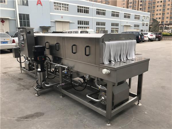 周转箱洗筐机厂家直销,最为优惠的优惠价格