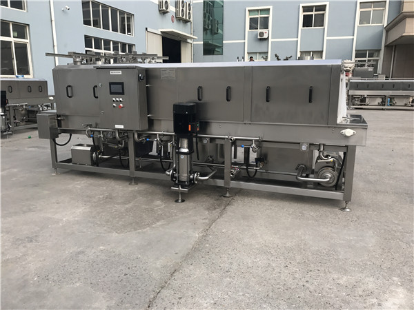 隧道式清洗机为我们打造肉制品的信任设备