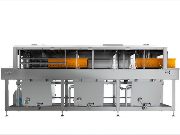 烤盘清洗机XK-S,卫生级隧道